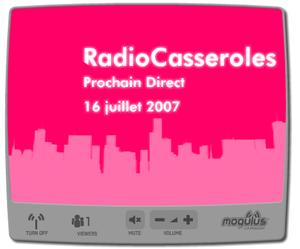 Radiocasseroles